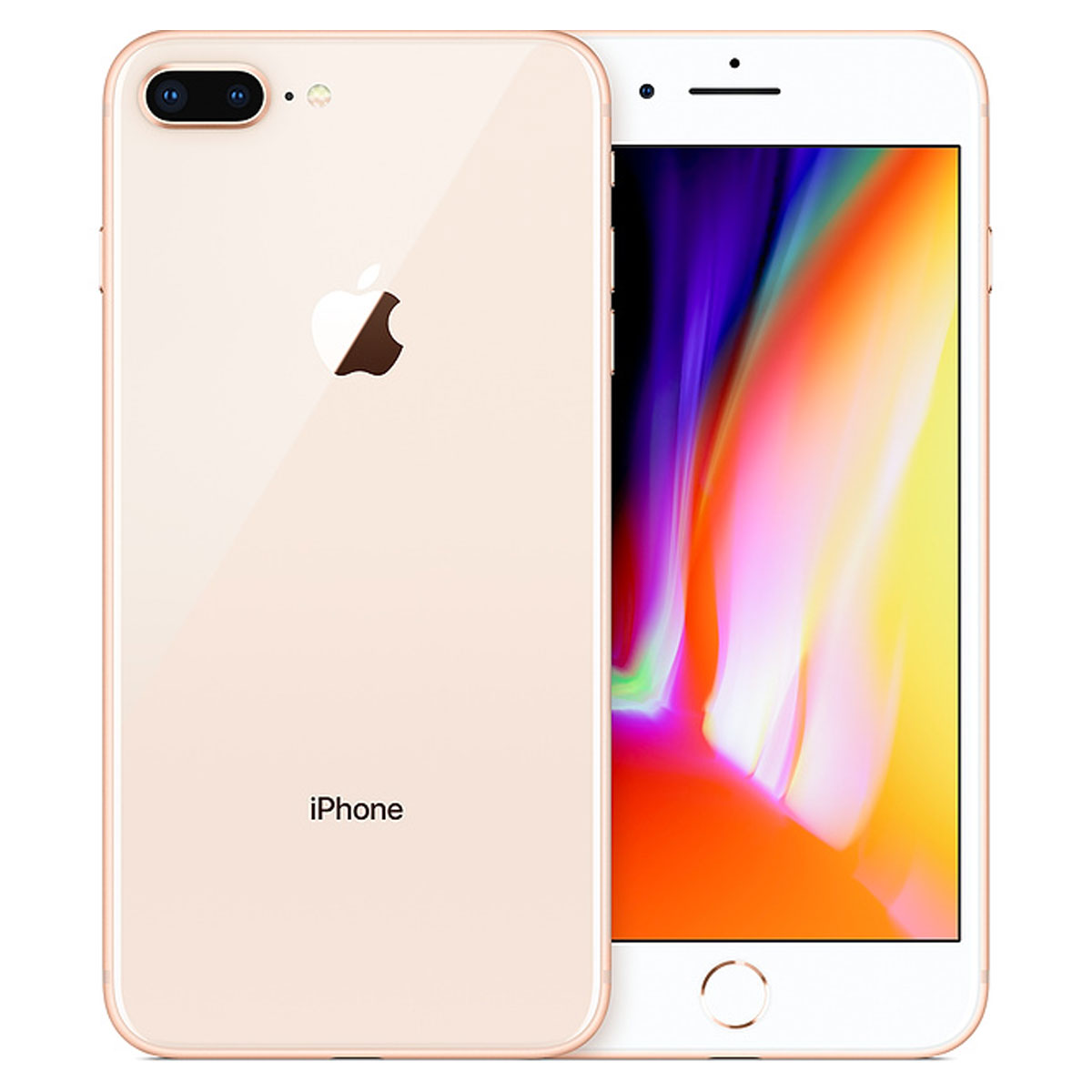 Apple iPhone 8 64 GB Unlocked - Gold. More colours also available in Iphone 8 are Red, White, & Black. Specifications of Apple iPhone 8 Gold