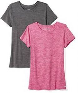 Women's 2-Pack Short-Sleeve Crewneck T-Shirt