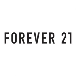Spend £21 at Forever21 and get £5 off on Your First Order