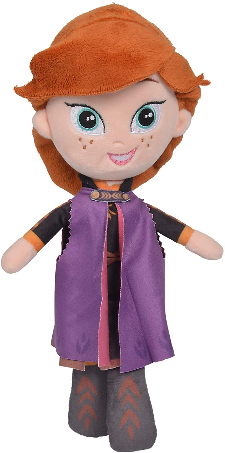 Anna Plush Cuddly Toy