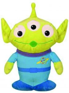 Chunky Alien Plush Soft Toy