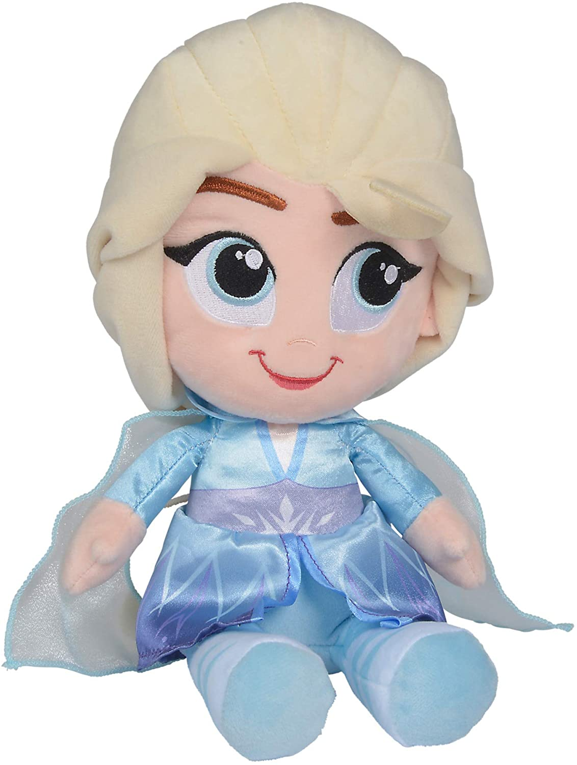 Chunky Elsa Plush Soft Toy