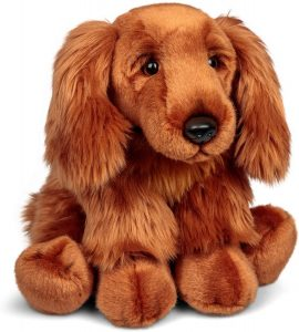 Comfort Stuffed Cocker Spaniel Soft Toy