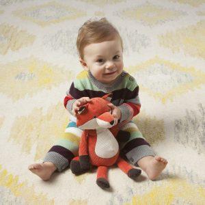 Cuddly Folksy Foresters Fox Soft Toy