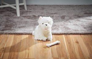 Cuddly West Highland Terrier Dog Toy
