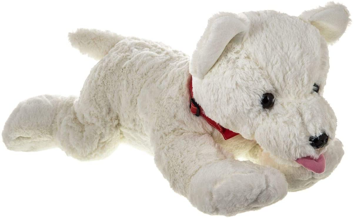 Extra Large Cute Dog Teddy Bear Soft Cuddly Toy