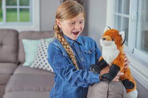 Fox Plush Cuddlekins Cuddly Soft Toy Special Kids Gifts