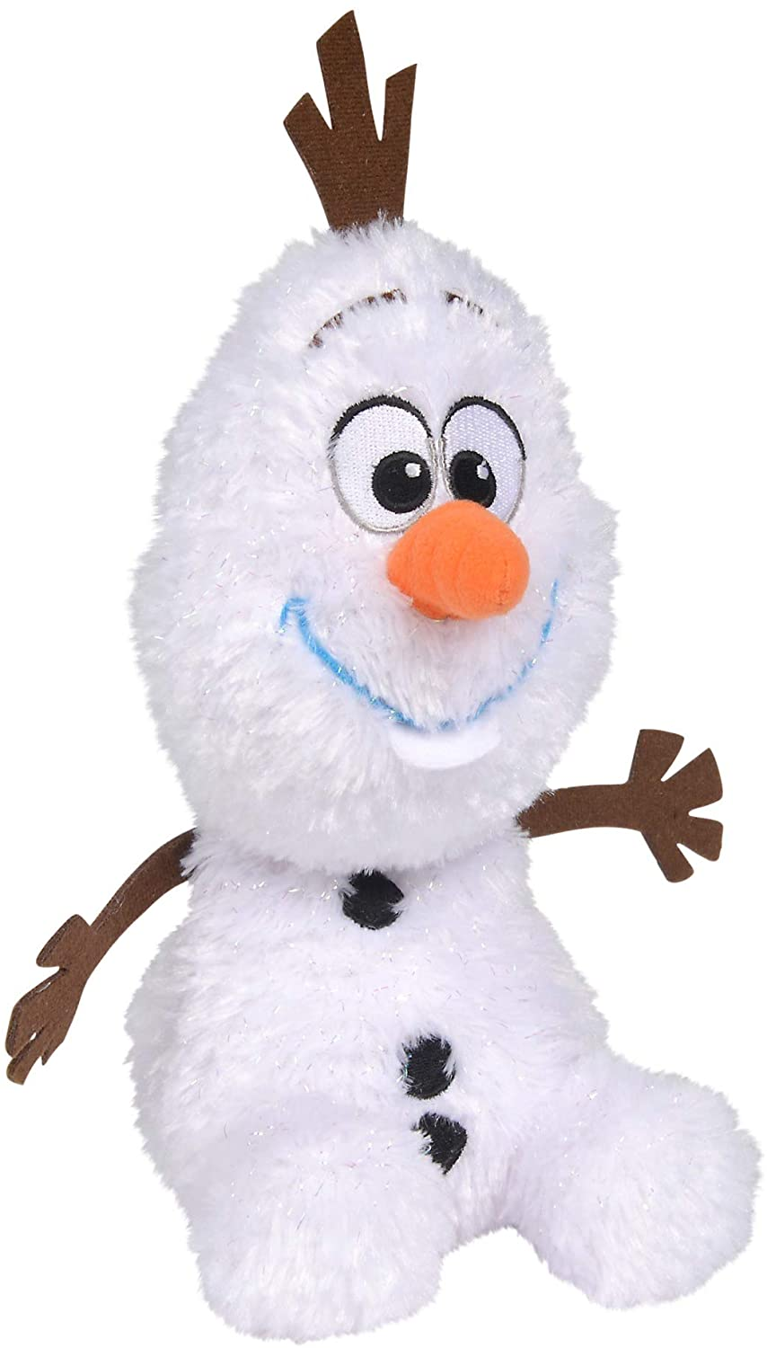 Friends Style Olaf Plush Cuddly Toy
