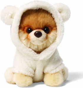 GUND Bear Suit Soft Plush Toy