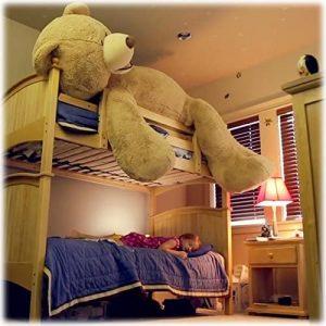 Giant Huge Teddy Bear Soft Cuddly Toy