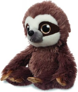 Harvey The Sloth Soft Toy