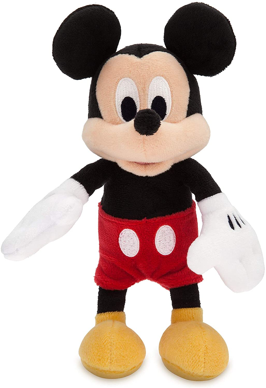 Incredible Mickey Mouse Cuddly Soft Toy