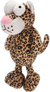 Leopard Dog Plush Soft Toy