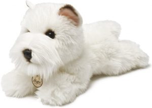 MiYoni Dog Westie Soft Plush Toy for Kids