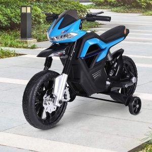 Motorcycle Forward Brake Children Electric Scooter