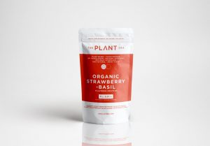 Organic Strawberry Basil