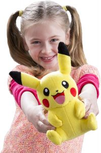 Pikachu Pokemon Plush Soft Toy