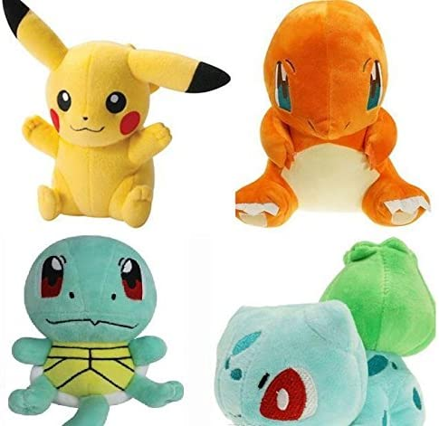Pokemon plush toys set