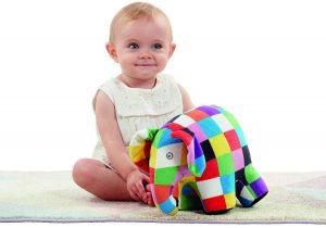 Rainbow Designs Elephant Large Soft Toy