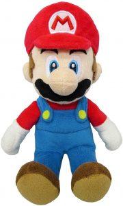 Sanei Nintendo Mario Cuddly Soft Toy