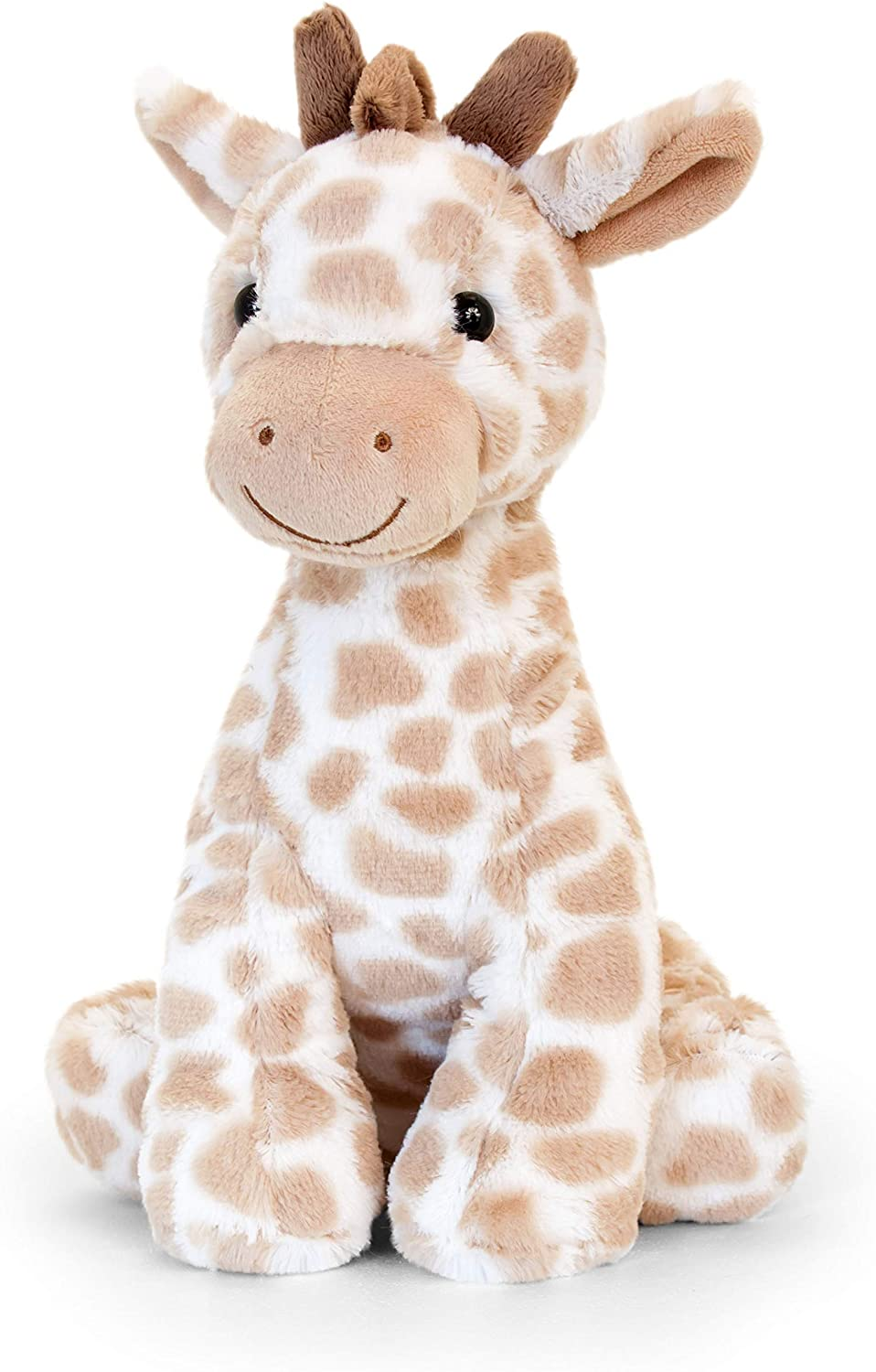 Soft Toy Snuggle Giraffe Natural