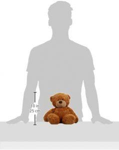 Soft and Cuddly Bonnie Teddy Bear