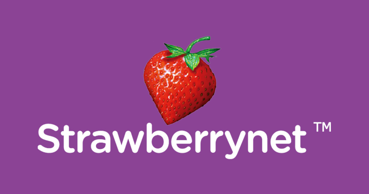 Enjoy free worldwide shipping at StrawberryNet
