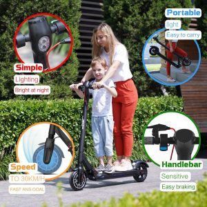 Electric Scooters for Adults and Teenagers