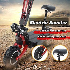 GUNAI Electric Scooter 5600W Dual Motor