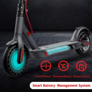 GeekMe Electric Scooter with Seat