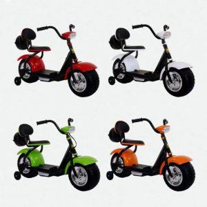 Kiblcy 4 Wheels Electric Battery Scooter