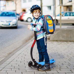 LBLA Arkmiido Kick Scooter for Kids