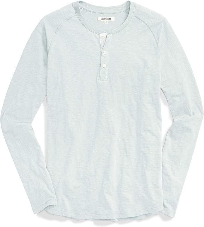 Main Men's Casual Henley