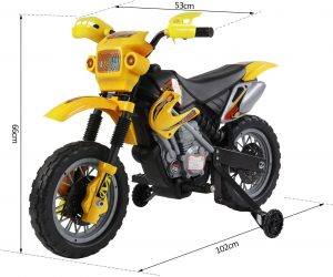 Motorcycle Scooter Children Toy Gift