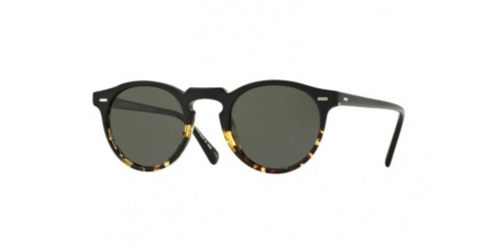 Oliver Peoples Eyewear Mens Gregory Peck Polarized Sunglasses Best Gift Ideas in UK