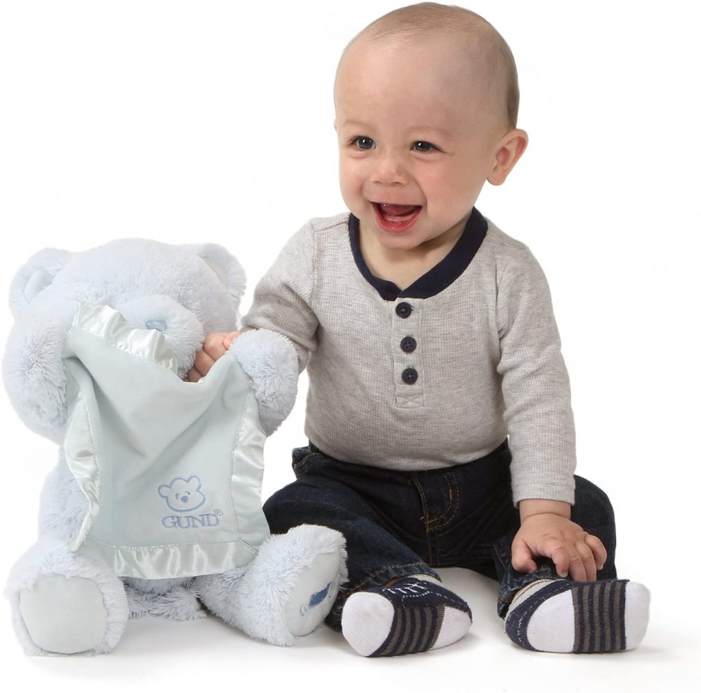 Peek a Boo Bear Mothercare
