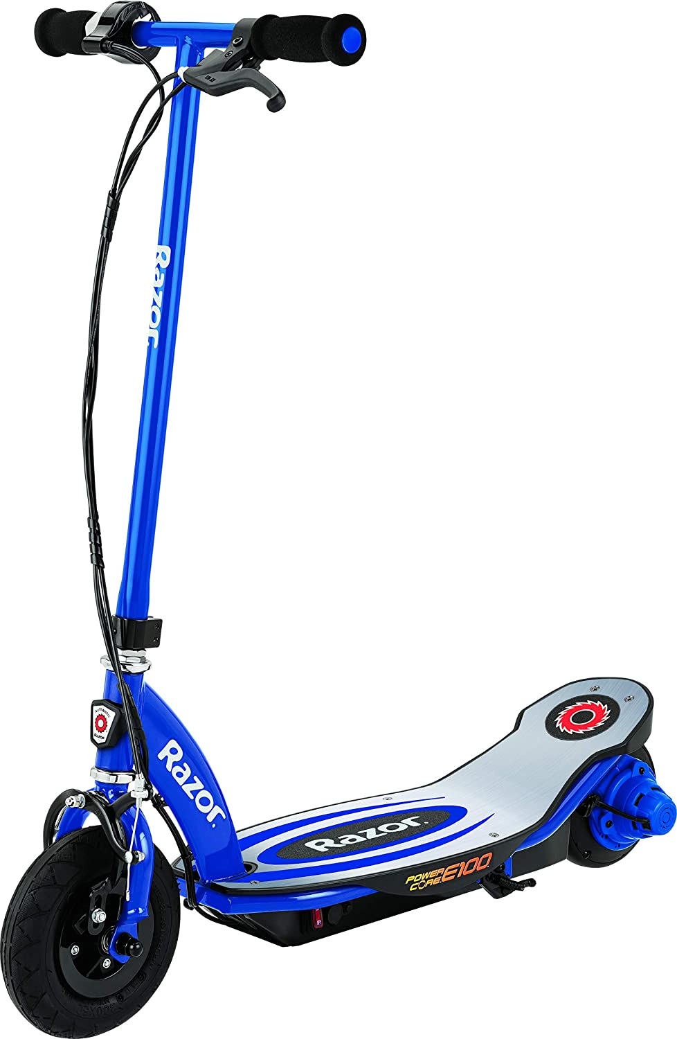 Razor Power Core Blue E100 Electric Scooter