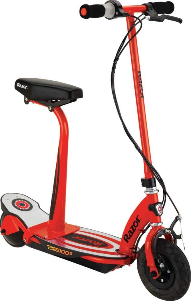 Razor Power Core Red E100S Electric Scooter