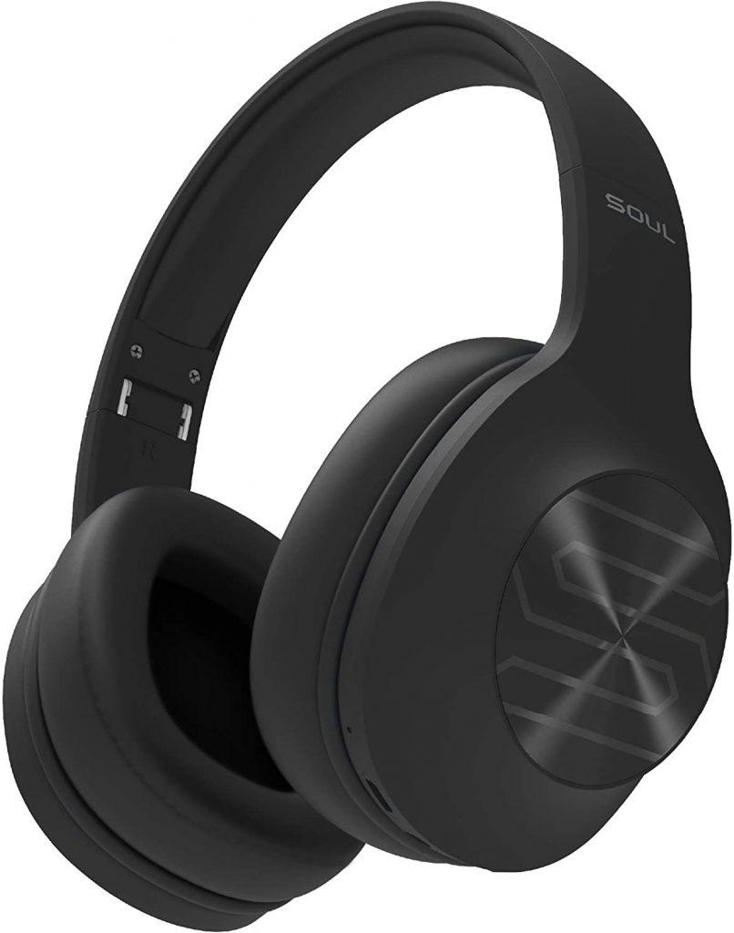 Soul Electronics Ultra Wireless Foldable Over-Ear Stereo Bass Headphones Best Gift Ideas in UK
