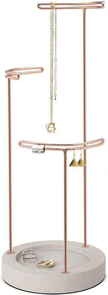 Umbra Tesora 3-Tier Jewellery Stand Best Gift Ideas in UK