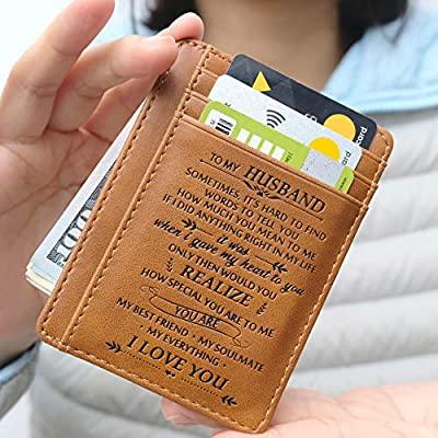 slim minimalist wallet RFID