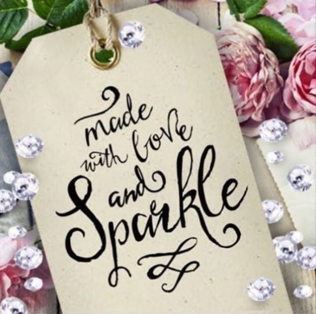 Enjoy Free Shipping on all Orders Over £25 at Made With Love and Sparkle