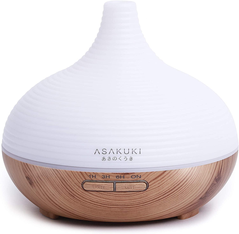 ASAKUKI 300ml Essential Oil Diffuser