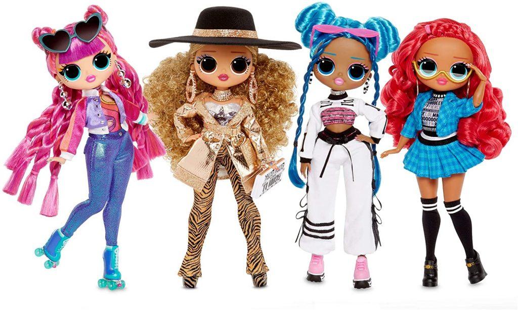 Fashion Dolls for Girls
