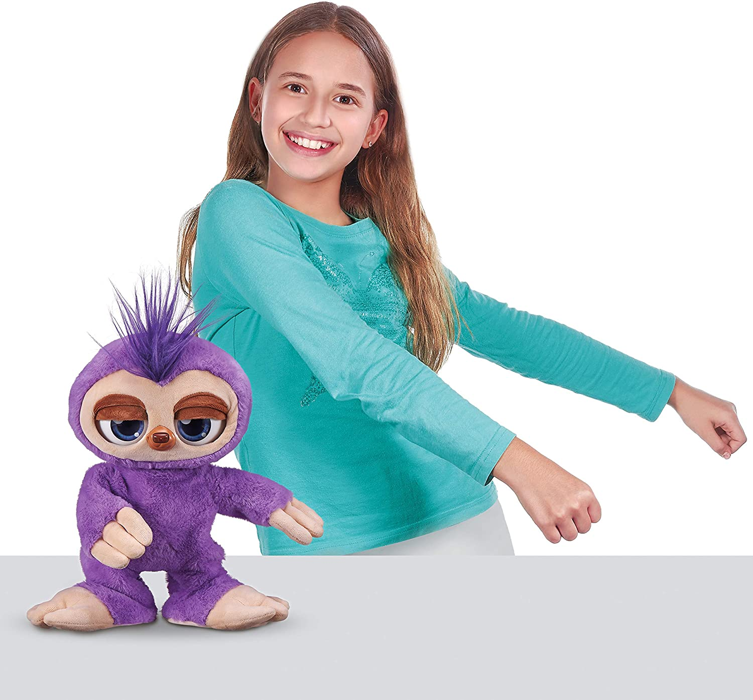 ZURU PETS ALIVE Fifi The Flossing Sloth