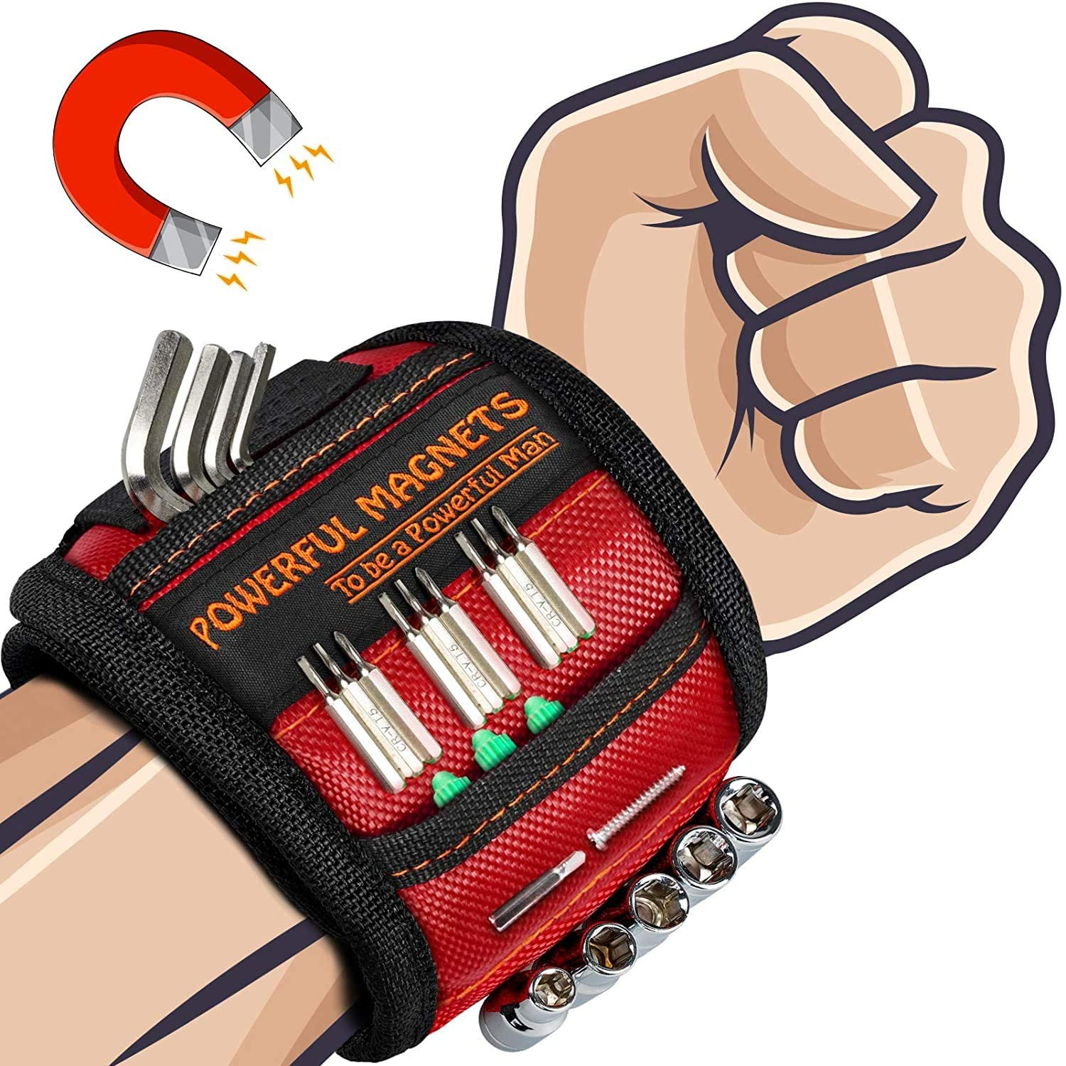 Magnetic Wrist Band