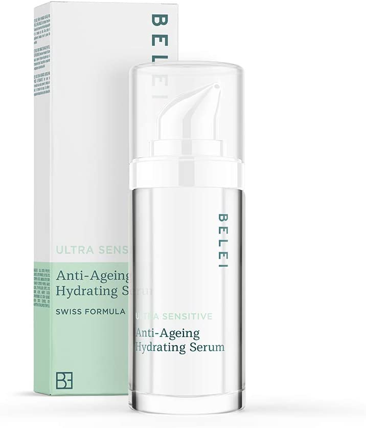 Ultra Sensitive Anti-Ageing Hydrating Serum