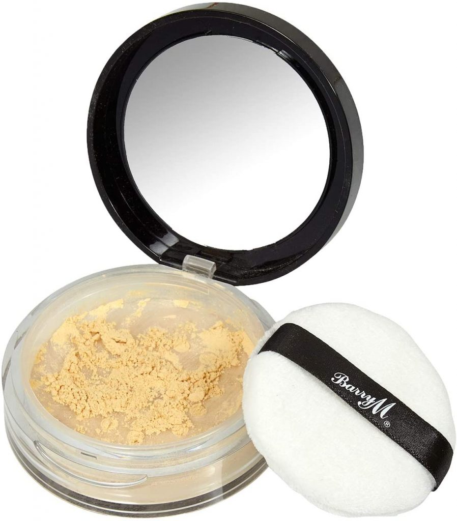 Barry M Cosmetics Banana Powder