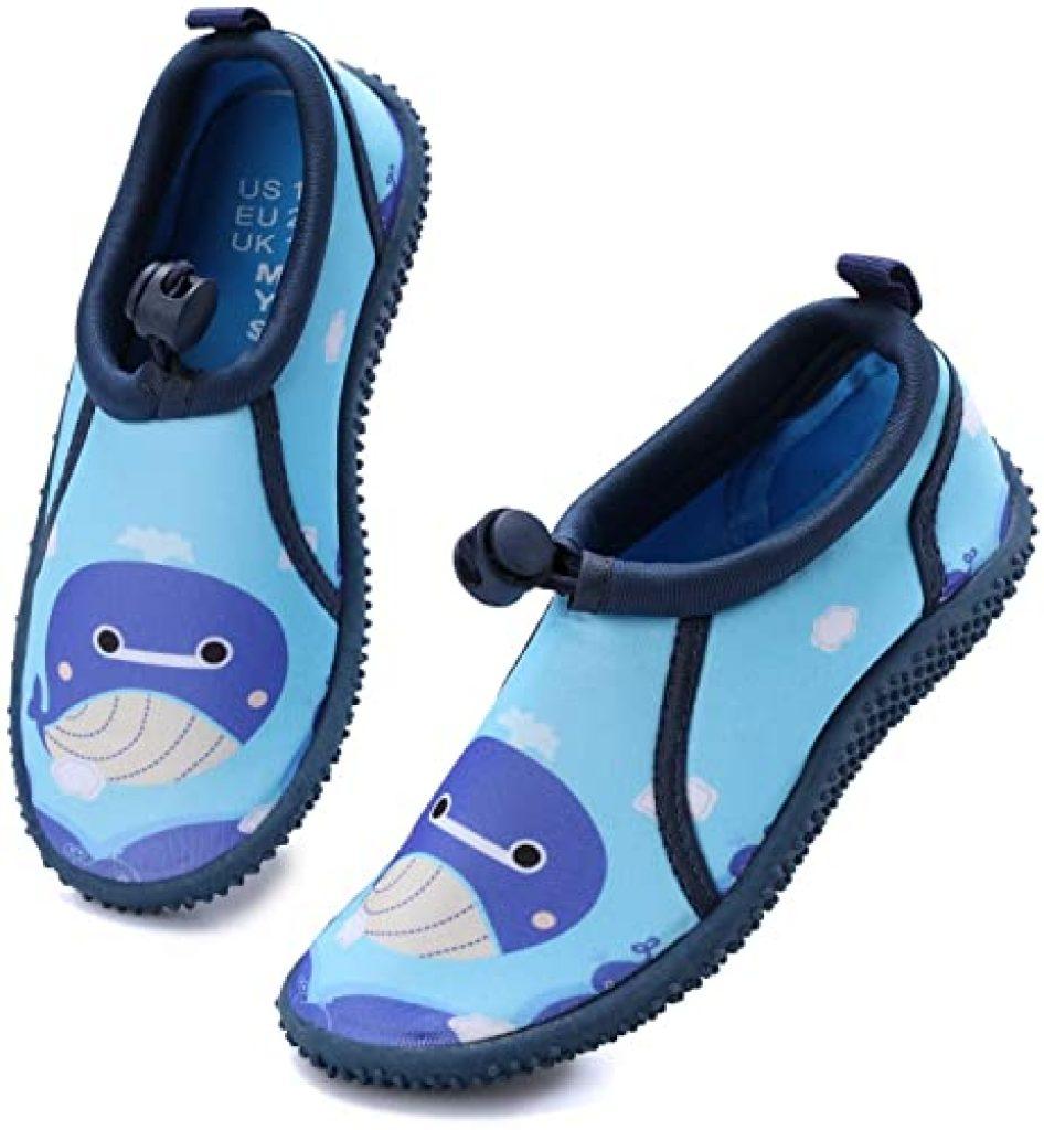 KkomForme Girls Non-slip Barefoot