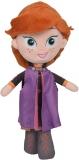Disney Friends Style Anna Plush Cuddly Toy